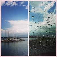 Photo taken at Rainbow Bay Marina by @wilburwong on 5/18/2013
