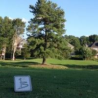 Photo taken at Birkdale Golf Club by Travis K. on 9/6/2013