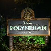 Photo taken at Disney's Polynesian Village Resort by Kasey B. on 12/11/2012