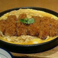 Photo taken at かつ敏 浦和美園店 by ソニエリ 、. on 11/14/2015