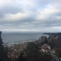 Photo taken at Thonon-les-Bains by Thierry d. on 12/23/2017