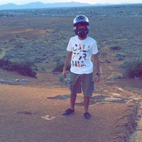 Photo taken at El Paso Speedway Park by alothaina on 7/26/2015