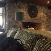 Photo taken at The Lodge Café by Tim M. on 3/20/2017