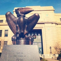 Photo taken at The University of Kansas by Mary O. on 11/30/2012