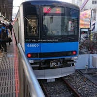 Photo taken at 東武大宮駅 1-2番線ホーム by ゆけむり @. on 2/17/2018