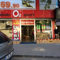 Photo taken at Oz Sport Ayakkabı by Adem O. on 9/9/2016