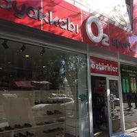 Photo taken at Oz Sport Ayakkabı by Adem O. on 10/19/2016