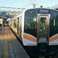 8/11/2016にAtsushi S.が柿崎駅で撮った写真