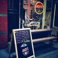 Photo taken at Jack's Stir Brew Coffee by Evonne S. on 7/21/2013