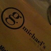 Photo taken at G. Michael's Bistro & Bar by Annie S. on 11/3/2012