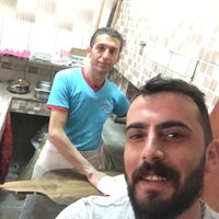 Photo taken at Lezzet Pide & Lahmacun by Mehmet A. on 5/8/2017