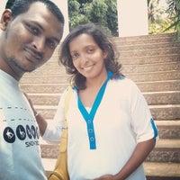 Photo taken at Kelaniya | කැළණිය | களனி by Sameera M. on 8/16/2014