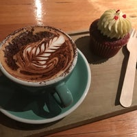 Photo taken at Cupcake Central by Crystine H. on 9/25/2017