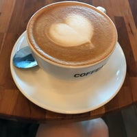 Photo taken at Coffea Coffee by Crystine H. on 5/2/2017