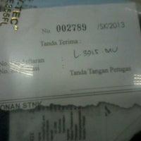 Photo taken at Samsat Surabaya Selatan by Gajah P. on 6/7/2013