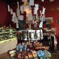 Photo taken at Sweet Paradise Chocolatier by Pete C. on 7/19/2015