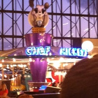 Photo taken at Chef Mickey's by Anita M. on 10/17/2012