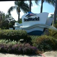 Photo taken at SeaWorld Orlando Parking Lot by Anita M. on 10/13/2012