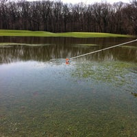 Photo taken at Indian Boundary Golf Course by Sue R. on 4/22/2013