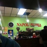 Photo taken at Napoli Pizza & Restaurant by Jess M. on 1/7/2013