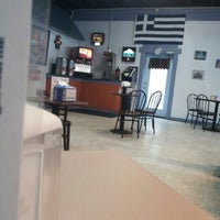 Photo taken at Fresh Greece Pizza and Grill by Michael G. on 2/9/2013