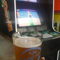 Photo taken at Barcade by Richard on 8/10/2017
