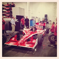 Photo taken at Chip Ganassi Racing by Melanie L. on 4/25/2013