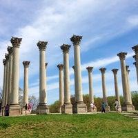 Photo taken at United States National Arboretum by MTF on 4/14/2013