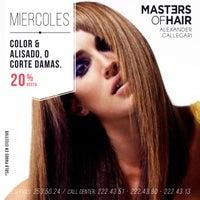 Foto tomada en Masters of Hair por MASTERSOFHAIR P. el 8/5/2015