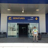 6/6/2013 tarihinde Engin Erim A.ziyaretçi tarafından Erbil Uluslararası Havalimanı (EBL)'de çekilen fotoğraf