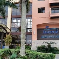Photo taken at Jurerê Beach Village by Hugo D. on 9/16/2016