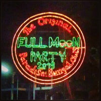 Photo taken at Full Moon Party by Greg B. on 12/25/2012