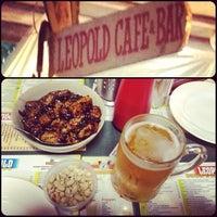 Photo taken at Leopold Café by Bhavik B. on 6/19/2013