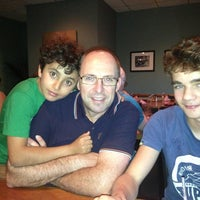 Photo taken at Kirsten's Italian Grill by George M. on 8/23/2013