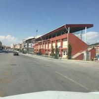 Photo taken at Karapürçek Stadı by M.E.S.U.T ✔ . on 9/12/2016