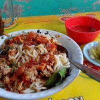 Photo taken at Pangsit Mie Ayam Tuban Pak Suci by Arief D. on 10/2/2014