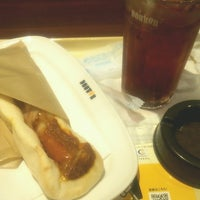 Photo taken at Doutor Coffee Shop by ともやす on 10/12/2017