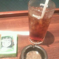 Photo taken at Doutor Coffee Shop by ともやす on 10/4/2017