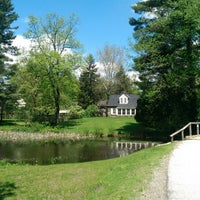 Photo taken at Eleanor Roosevelt National Historic Site by Gluten Free Mike on 5/17/2014