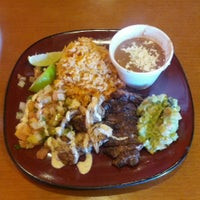 Photo taken at Habaneros Mexican Grill by Gregory Y. on 3/2/2013