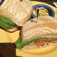 Photo taken at Wildflower Bread Company by Jon K. on 4/11/2013