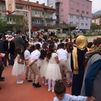 Photo taken at Salih Esen İlkokulu by Himmet K. on 4/23/2016