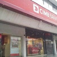 Photo taken at CIMB Bank by aRiL® on 12/12/2012