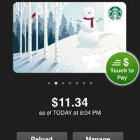 Photo taken at Starbucks by Rebecca E. on 3/29/2014