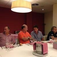Photo taken at Can Batiste by Josep B. on 8/31/2013