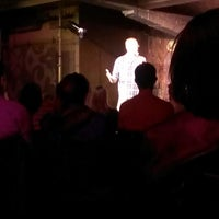 Photo taken at Helium Comedy Club by Paul F. on 4/12/2013