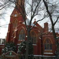 Photo taken at St John's Anglican Church by Elise A. on 11/25/2014