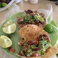 Photo taken at Tacos La Güera by Constantino R. on 5/11/2013