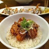 Photo taken at Teishokuya Of Tokyo by DJMIA on 11/1/2012