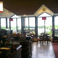 Photo taken at Killington Lake Southbound Motorway Services (Roadchef) by Phil L. on 8/29/2013